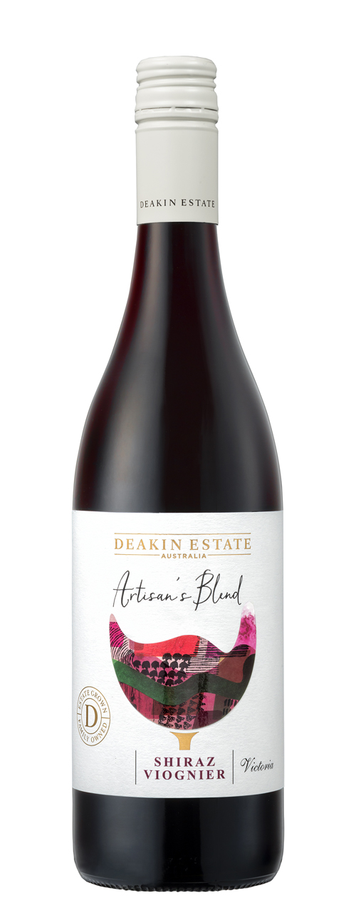 Deakin Estate Artisans Blend Shiraz Viognier