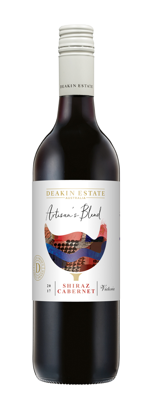Deakin Estate Artisan's Blend Shiraz Cabernet